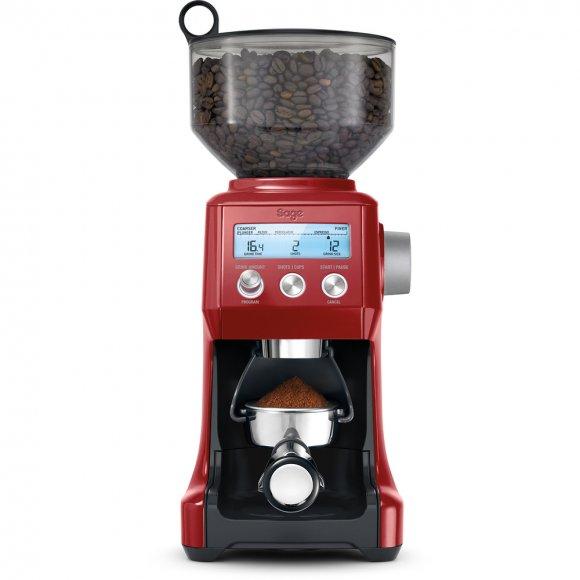 BCG820 Mlýnek na kávu červená SAGE