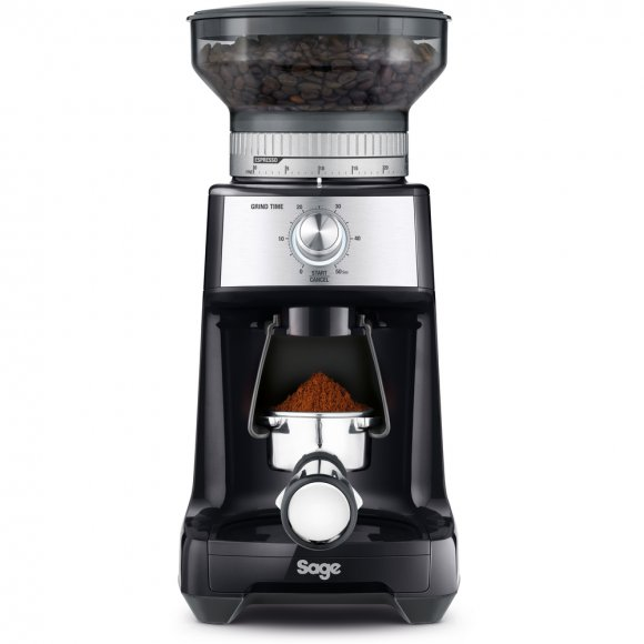 BCG600 Mlýnek na kávu černá SAGE
