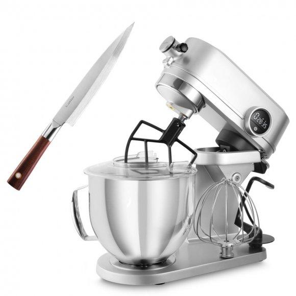 Kuchyňský robot CATLER KM 8012 + Catler Nůž Sashimi 210