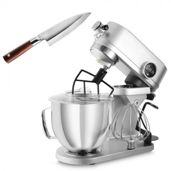 Kuchyňský robot CATLER KM 8012 + Catler Nůž Deba 180